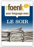 e-Foenk Your Language avec Le Soir presented by ElaN