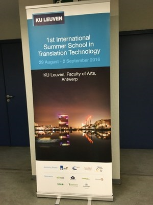2e internationale Translation Technology Summer School