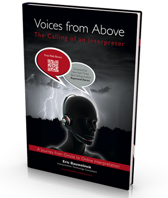Voices from Above - the calling of an interpreter